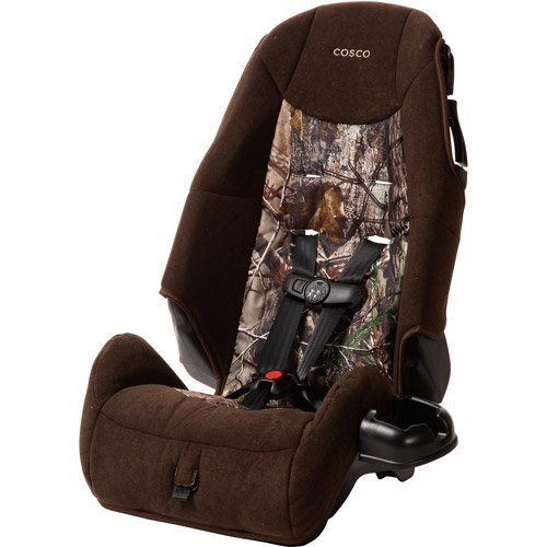 Cosco – High-Back Booster Car Seat, Realtree