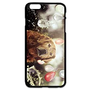 Couple Dog Pc Cover For IPhone 6 Plus