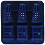 chain supply F247 DGT3036 Doctor Who Silicone Ice Cube Tray Tardis & Daleks