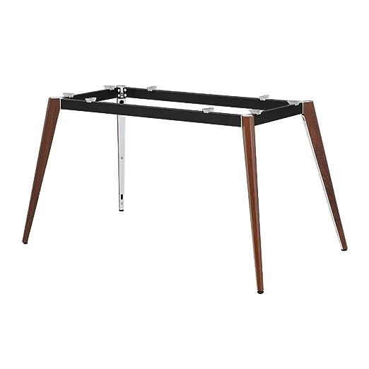 Patas de mesa de metal, soporte de mesa de trabajo de mesa de ...