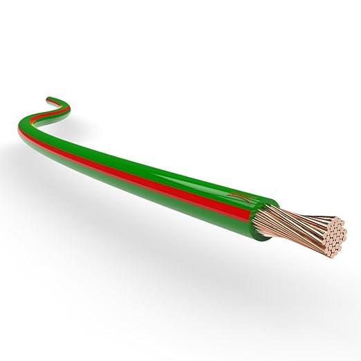 2 opinioni per Cavo elettrico unipolare 1.5 mm² Filo elettrico per auto moto autocarro 5m o 10m