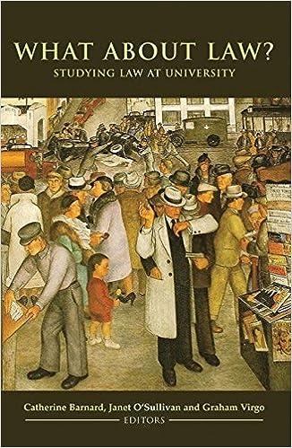 What About Law?: Amazon co uk: Catherine Barnard, Janet O'Sullivan