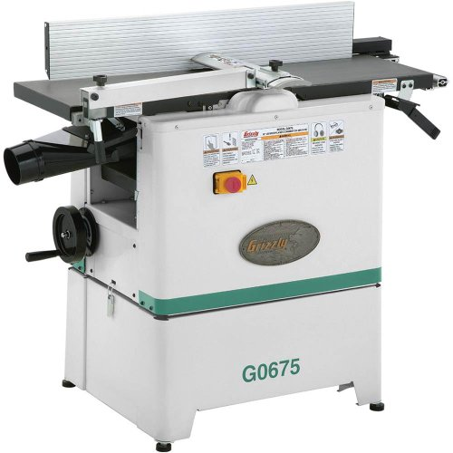 Grizzly G0675 Jointer/Planer Combo, 10-Inch