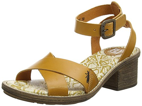 FLY London Women's CERA634FLY, Mustard Vege Dyed, 37 EU/6.5-7 M ()