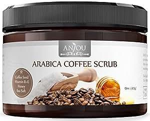 Anjou Arabica Coffee Scrub