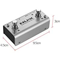 Meiyiu NMP-2 Dual FootSwitch for Keyboard Modules and Effect Pedals