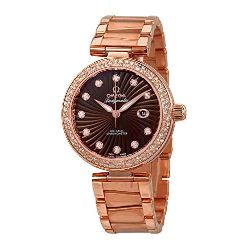 Omega De Ville Ladymatic Automatic Ladies Watch 425.65.34.20.63.001