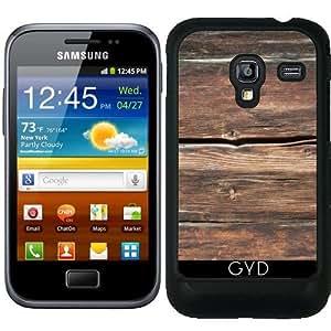 Funda para Samsung Galaxy Ace Plus S7500 - Tablones De Madera by hera56