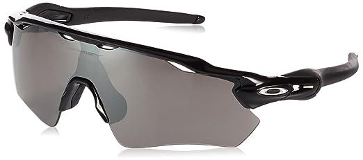 57e9c1946b2 ... coupon for amazon oakley mens radar ev path non polarized iridium  rectangular sunglasses polished black 38.02