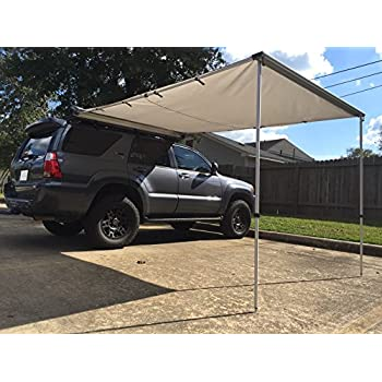 Amazon Com Dobinsons 4x4 Roll Out Awning 6 5ft X 9 8ft