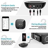Esinkin Bluetooth Receiver Wireless, NFC-Enabled