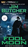 img - for Fool Moon (The Dresden Files) book / textbook / text book