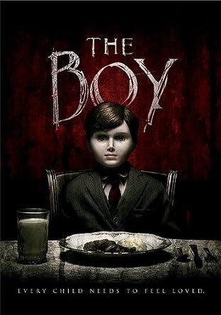 Amazon Com The Boy 2016 William Brent Bell Movies Tv