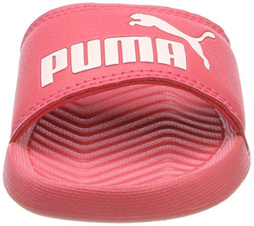 Puma Popcat PS, Zapatos de Playa y Piscina Unisex Niños Rosa (Paradise Pink/Pearl)
