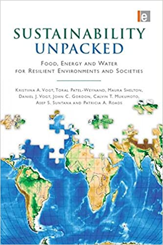 Book Sustainability Unpacked: Food, Energy and Water for Resilient Environments and Societies