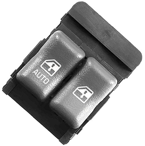 APDTY 012135 Front Master Power Window Switch Fits 1997-2003 Pontiac Grand Prix / 1998-2001 Grand Prix GTP / 1995-2005 Pontiac Sunfire (Replaces 10404698, 22652690, 19142568, 22639029, 19207825)