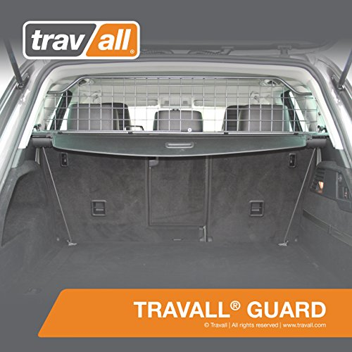 VOLKSWAGEN Touareg Pet Barrier (2010-Current) - Original Travall Guard TDG1357 by Travall