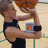HoopsKing ShotSquare Basketball Training Shooting Aid, Perfect Release & Rotation on Shot
