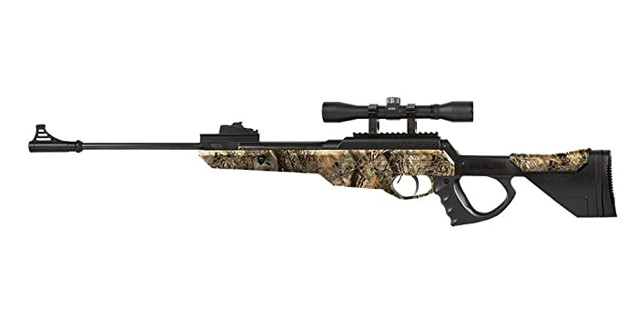 1. Bear River TPR 1200 Hunting Air Rifle .177 Pellet Ammo Scope Included