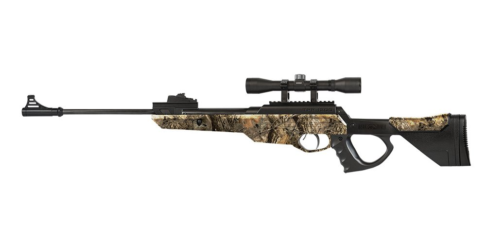 Bear River TPR 1200 Hunting Air Rifle .177 Pellet Ammo Scope Included by Bear River