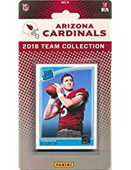 Arizona Cardinals 2018 Donruss NFL Football Factory Sealed Limited Edition 12 Card Complete Team Set with Rookie of JOSH ROSEN & David Johnson, Larry Fitzgerald & More! WOWZZER