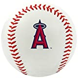 MLB Los Angeles Angels Of Anaheim Team Logo Baseball, Official, White
