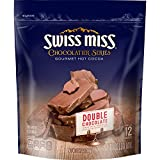 swiss miss dark hot chocolate - Swiss Miss Double Chocolate Hot Cocoa Mix, 12.7 oz