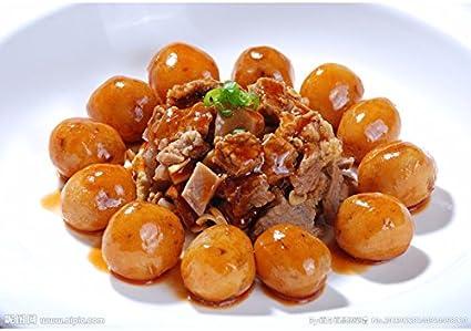 Gigantes de la patata dulce Semillas Salud Antiarrugas Nutrici/ón verde semillas de hortalizas para jard/ín 50pcs bag
