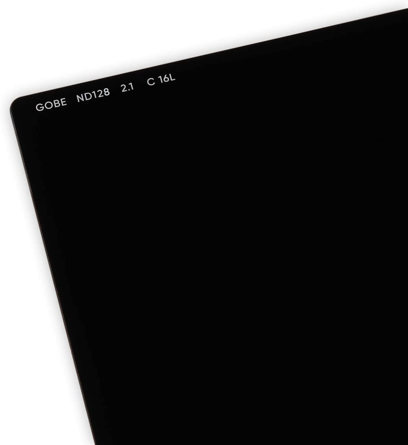 100mm Square ND Filter 2Peak 8 Stop Gobe ND256