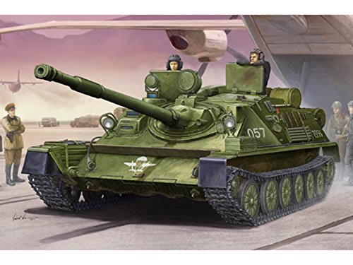 Trumpeter 01588 1/35 Russian ASU-85 Airborne self-propelled Gun Mod.1956
