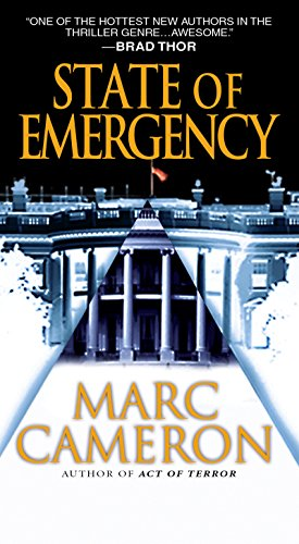 State of Emergency (Jericho Quinn Thriller Book 3) cover