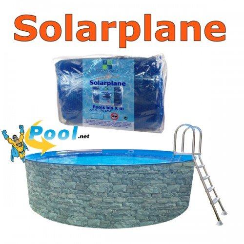 Solarplane rund 4,60 m Solarfolie Pool Solarabdeckung 4,0 4,5 4,6 Solar folie Solarabdeckung Poolheizung 4,50 4,00 4,20 m