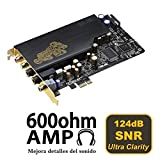 ASUS PCI-Express x1 Sound Card XONAR ESSENCE STX/90-YAA0C0-0UAN00Z