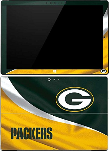 Skinit Green Bay Packers Surface Pro 4 Skin - Green Bay Packers | NFL Skin by Skinit