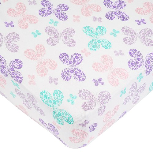 Babies Us Multi Butterfly Sheet product image