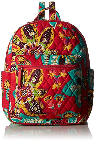 Vera Bradley Women's Leighton Backpack, Rumba