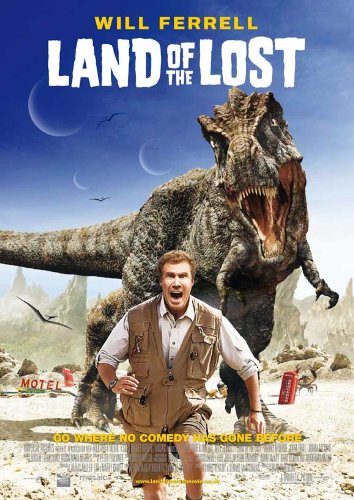 Image result for land of the lost movie poster