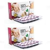 クリニックや医師が推奨するダイエットサプリBBX 公式パンフレット&説明書付き 2箱合計60錠