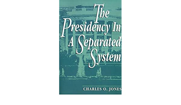 The Presidency in a Separated System (English Edition) eBook ...