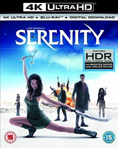 Serenity [4K UHD+ Blu-ray]