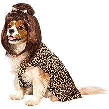 Rubie's Cave Girl Pet Costume and Wig, Medium