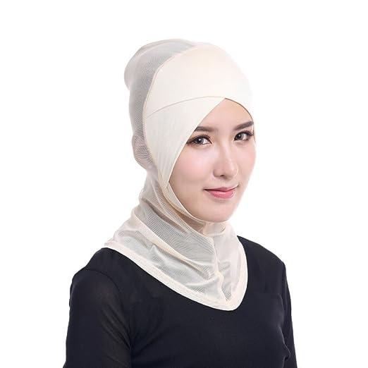 Modest Knit Headwrap Black Hair Accessories