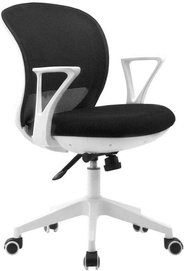 DEJA オフィスチェア、メッシュ背もたれ人間工学スイベルチェア回転アームレスト同期チルト高さ調節が可能な43〜53センチメートル(色:5色) (Color : Style 5)