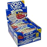 Amazon Com Pop Tarts Frosted Low Fat Strawberry 8 Count