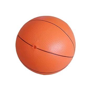 Bola inflable del niño Juguetes baloncesto elástico de la bola   Fútbol-Naranja   Amazon.es  Juguetes y juegos 1fc4a4fa34e93