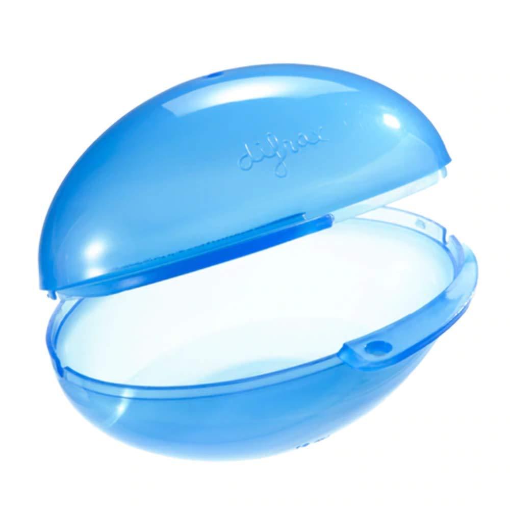 DIFRAX Huevo Esterilizador Chupetes (varios colores): Amazon ...