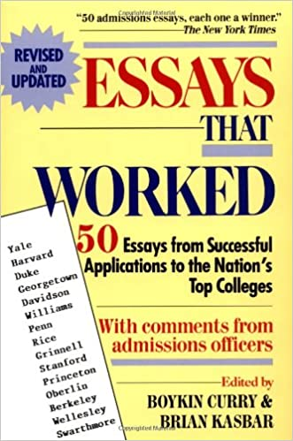 Did you know your essay makes up 25% of your college application?