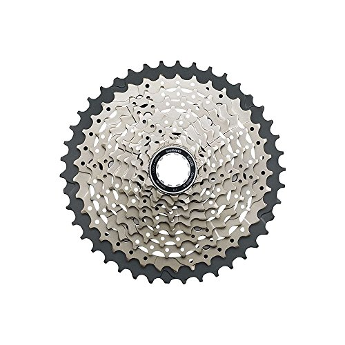 SHIMANO Tiagra HG500 10-Speed Mountain Bike Cassette - CS-HG500-10 - 11-42 (11-42)