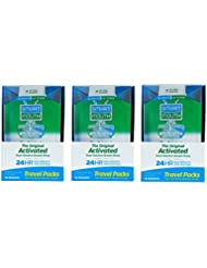 SmartMouth Mouthwash Travel Packets for 24 Hours of...