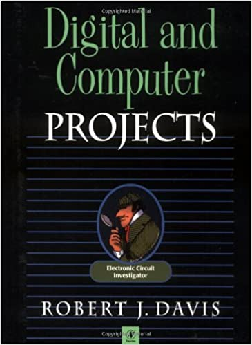 Digital and Computer Projects (Electronic Circuit Investigator